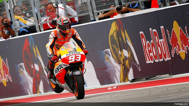 Foto Marc Marquez MotoGP 03