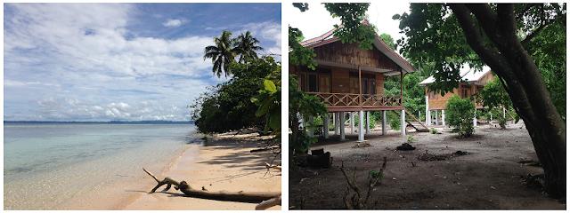 Pulau Plum (Pulau Tengah) - Wisata Halmahera Tengah