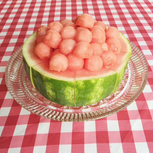 Watermelon, Dessert, Summer