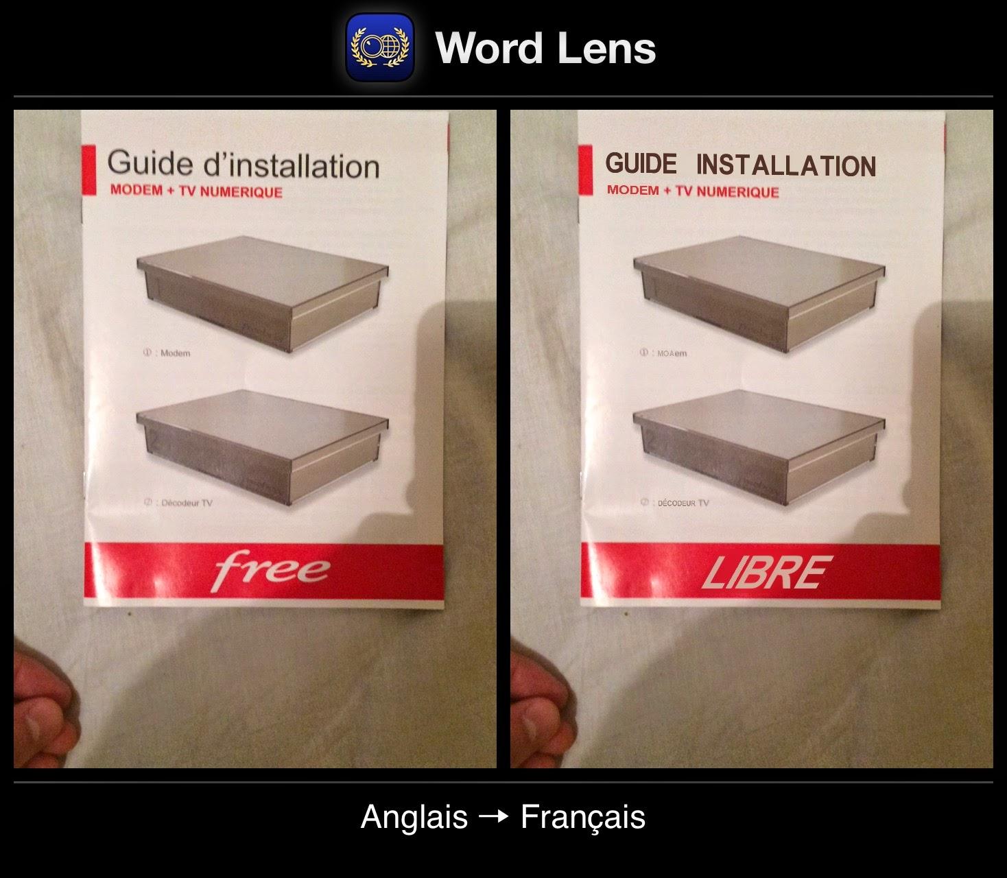 word lens app esteban applications