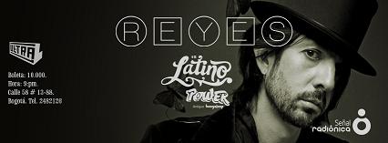 Reyes regresa en 2015 a Bogotá