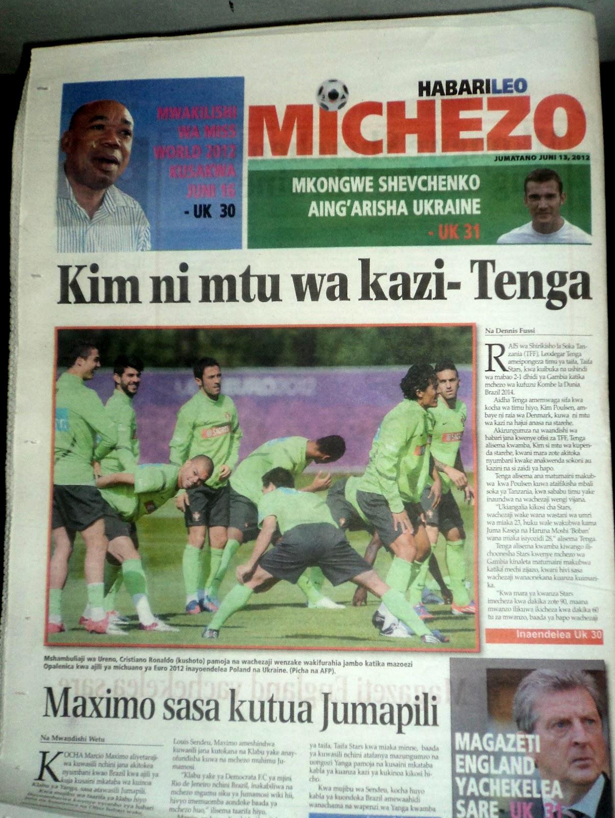 Habari za Kenya kwa kina toka Citizen Nipashe - YouTube