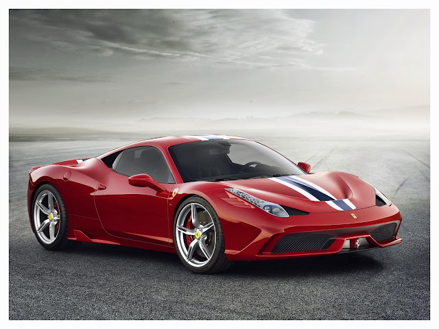 FERRARI+458+SPECIALE+6 Lamborghini Huracan LP 610 4: Yep, Its the New Baby Lambo [Video]
