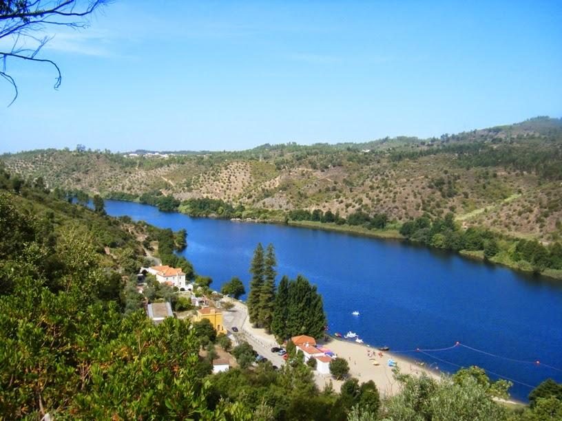 Beleza Natural do Tejo e Praia Fluvial