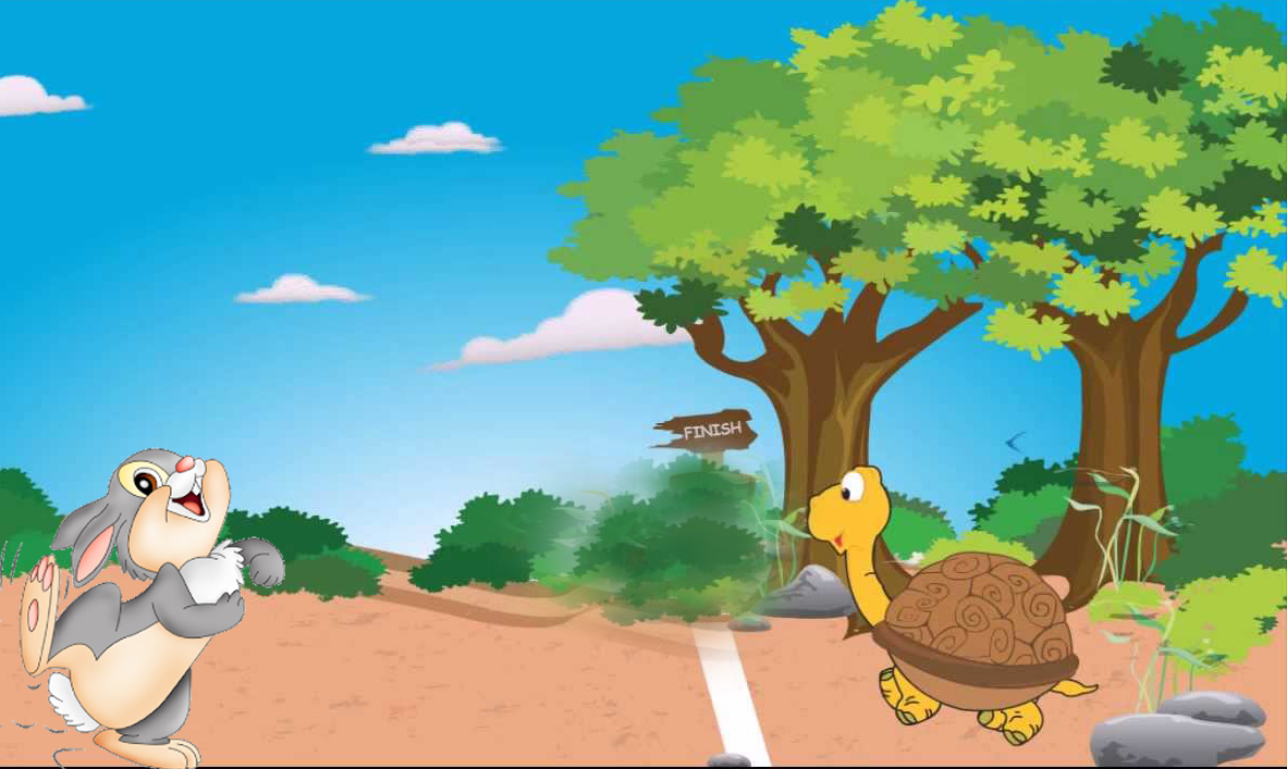 Children Stories Tortoise And The Hare Short Story
