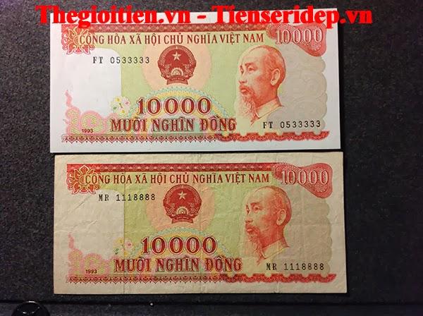 tiền 10000 cotton seri ngũ 3
