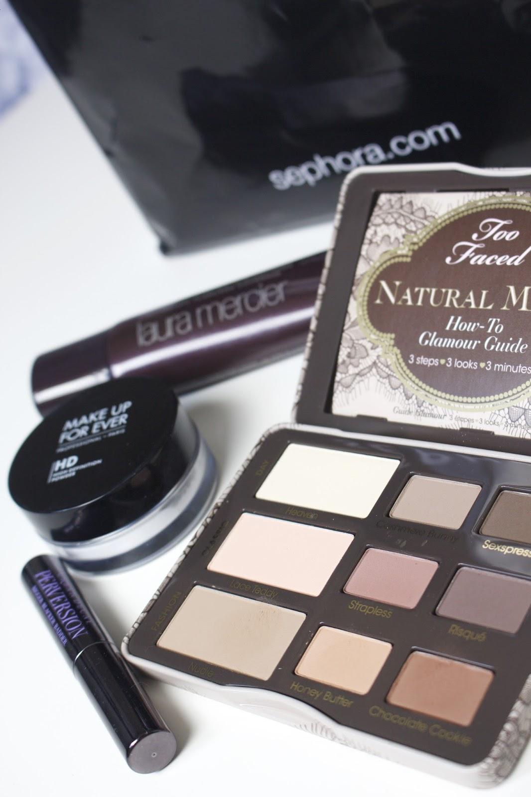 USA Beauty Haul   Sephora, MAC and Ulta