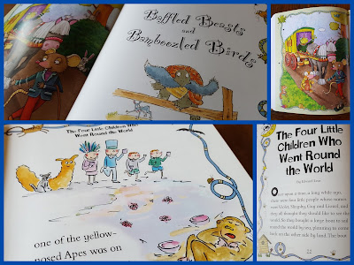 compendium collection of stories for children aged 7 plus
