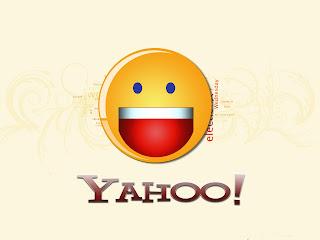 Yahoo Logo wallpaper