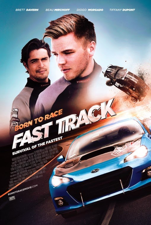 Born to Race: Fast Track (2014) DVDRip
