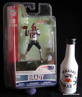 Malibu Rum and Tom Brady