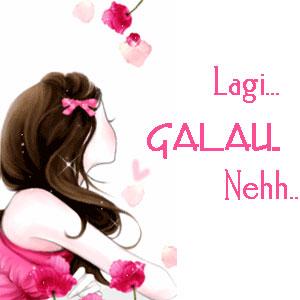 Lagi Galau
