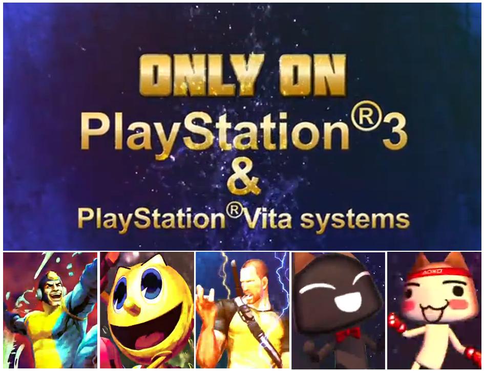 Street Fighter X Tekken Sony Exclusive 2012 Video Game Trailer Impressions cmaquest