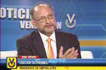 """Oscar Schemel: """"El gran adversario del presidente Maduro no es la oposición, es él mismo"""""""