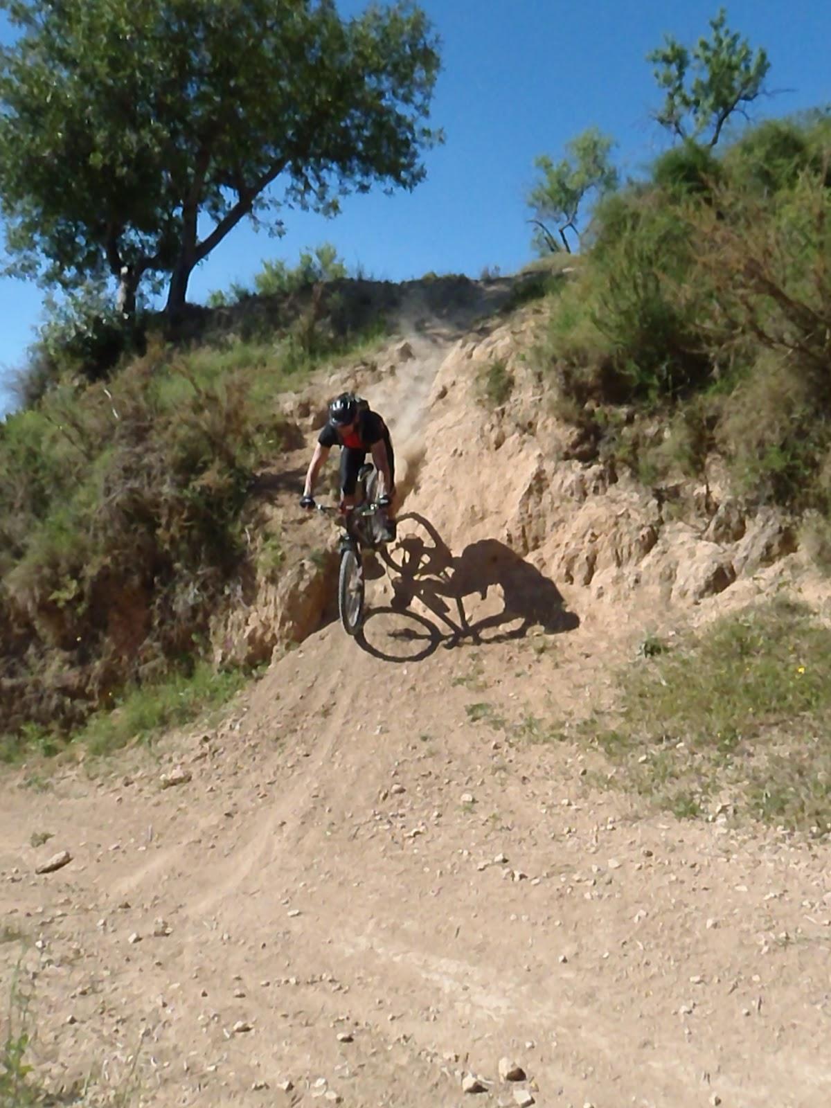 Circuito Leones Btt : Los leones btt ruta por lleus en calpe