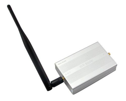 amplificando la señal wifi con amplificadores