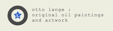 otto lange • original oil painting blog