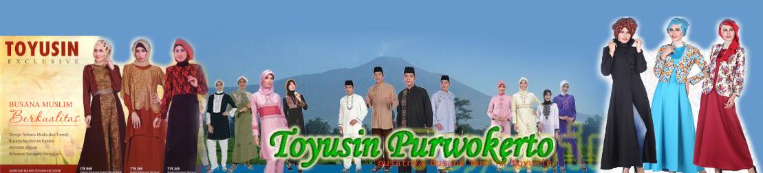 :: TOYUSIN :: Pusat Busana Muslim Toyusin ::