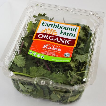 Earthbound Farms Mixed Organic Baby Kales
