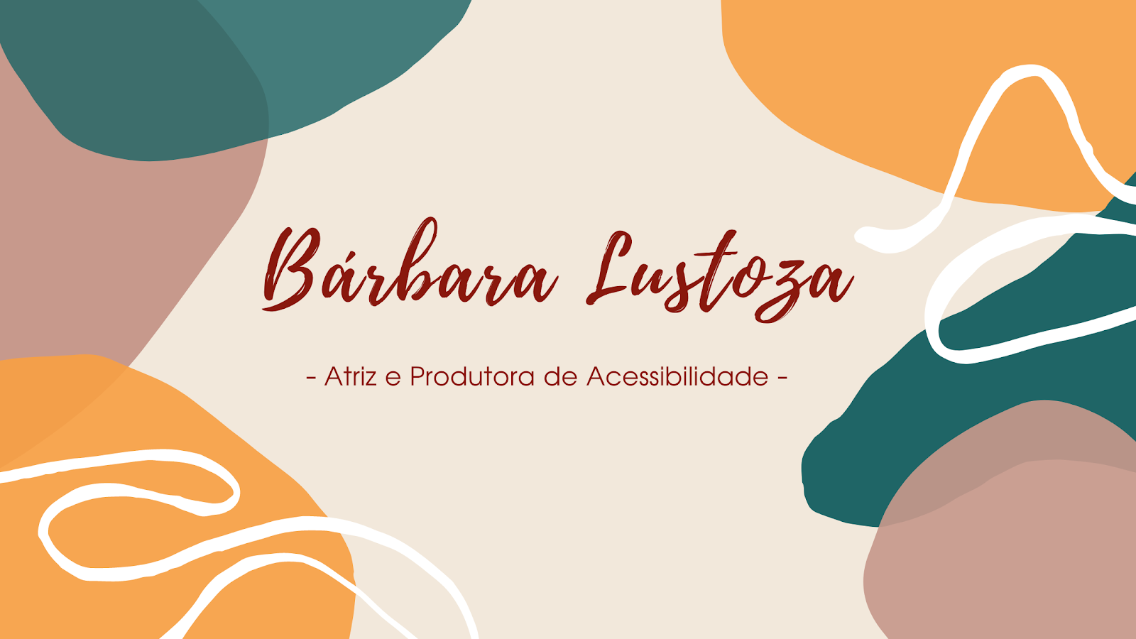 Bárbara Lustoza