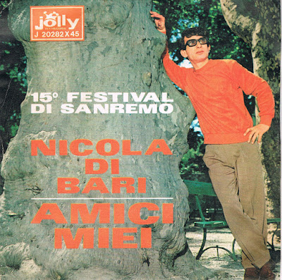 Sanremo 1965 - Nicola Di Bari - Amici miei