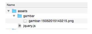 Screen%2BShot%2B2015 05 30%2Bat%2B10.35.20%2BAM - Tutorial Codeigniter : Cara Membuat Fitur Upload Pada Codeigniter