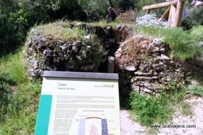 Antigua Calera, Hornachuelos