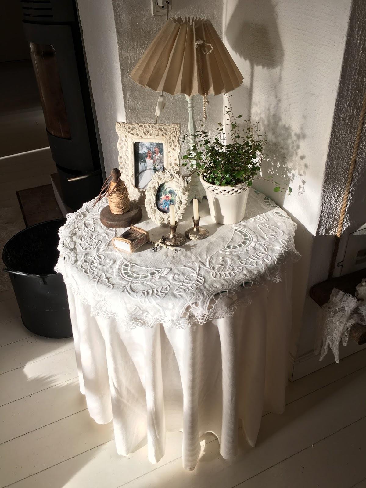 Frk Hall: Min stue