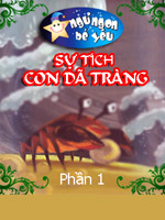 Sự Tích Con Dã Tràng - Cổ tích Việt Nam