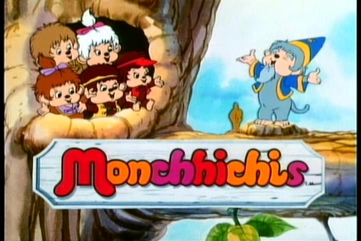 Monchichis Cartoon Pictures