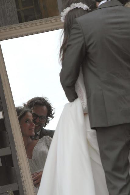 Saint Ouen Flea Market wedding photography shoot