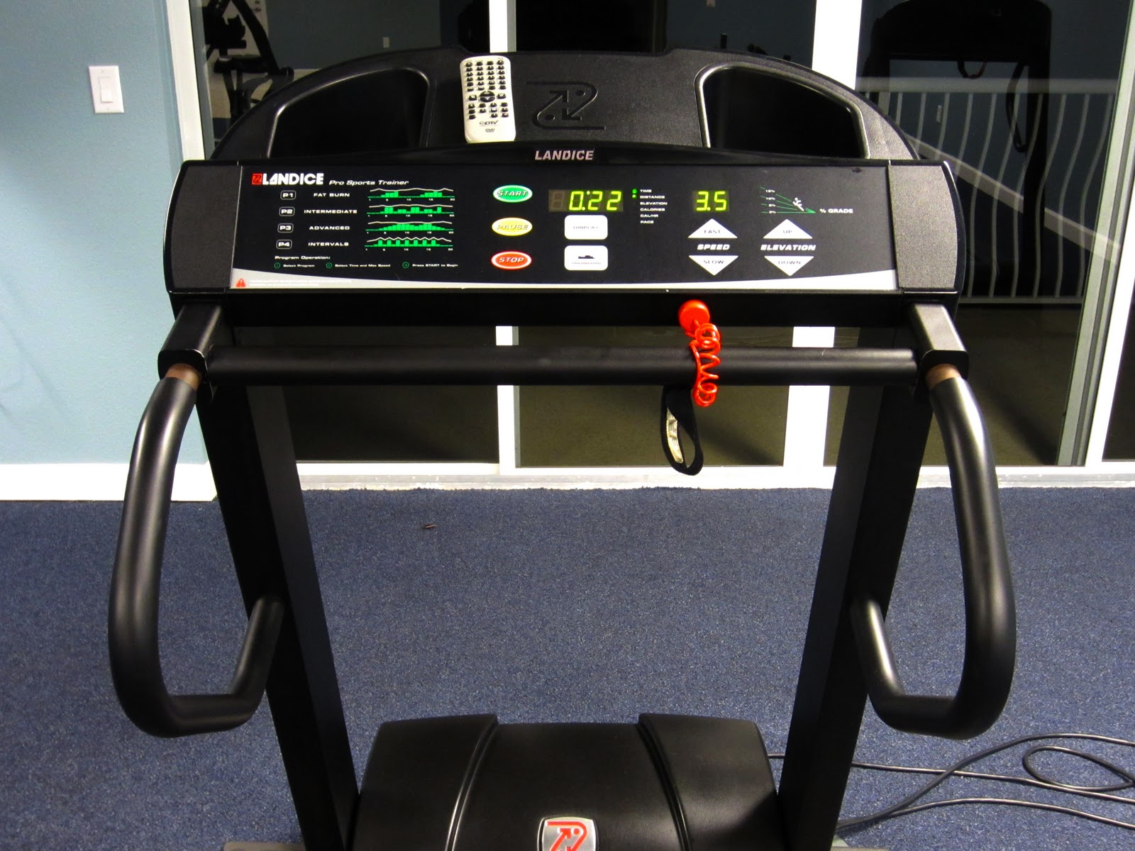 how to run a 6 minute mile on a treadmill