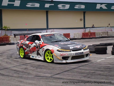 The Drift Ninja Silvia S15