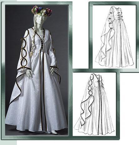 Renaissance Costume Patterns 100812Simple Renaissance Patterns