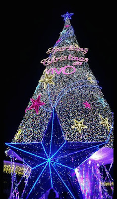 Sparkling Christmas at Vivo City 2015