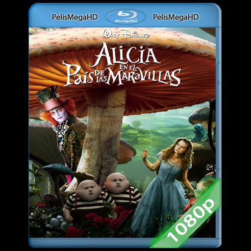 ALICIA EN EL PAÍS DE LAS MARAVILLAS (2010) 1080P HD MKV ESPAÑOL LATINO