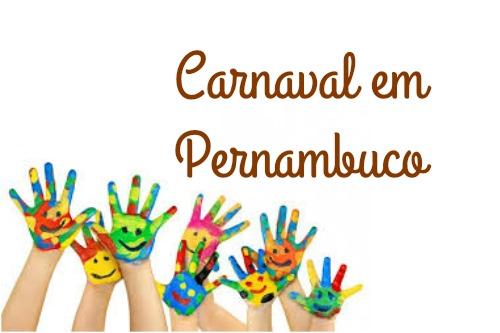 Prévias do Carnaval infantil em Recife Olinda