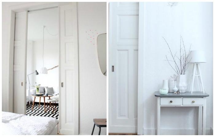 puertas de  paso y muebles ikea