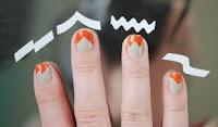 crear tus propias calcamonias para uñas