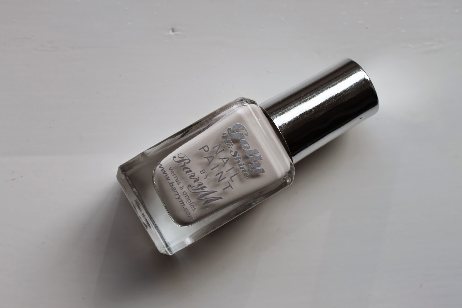 Barry M Gelly Hi-Shine Coconut