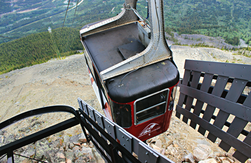 jasper skytram whistlers mountain jasper national park