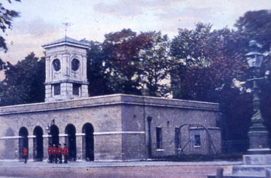 Guardhouse St George Barracks