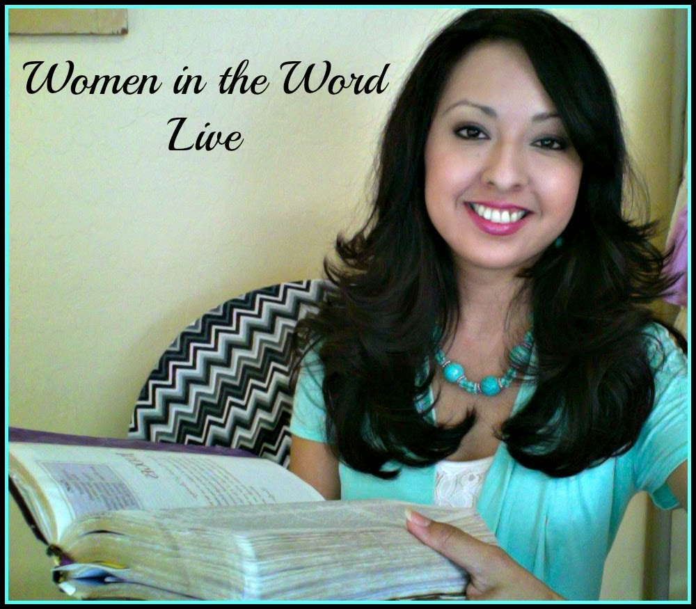 Women in the Word Wednesday!