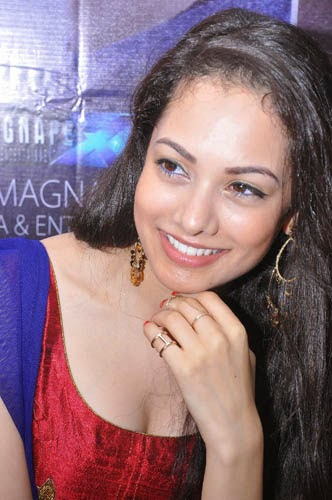 Natalie Rout New Photos at Hang Up Press Meet Event