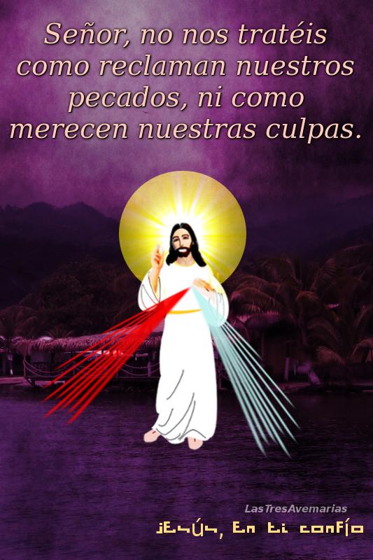 foto del rey de misericordia