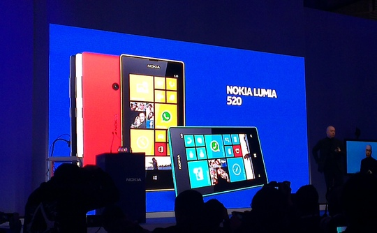 Nokia Lumia 520 Harga Spesifikasi, Ponsel Windows Phone Murah