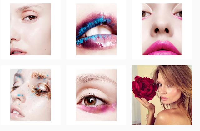 Maquiagem Linda Grandi