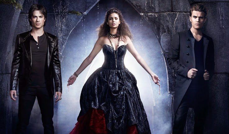 Vampire Diaries Nina