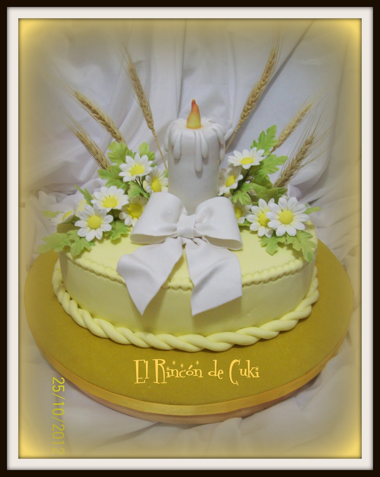 torta de comunion