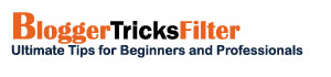 Blogger Tricks Filter - Ultimate Tips for Beginners and Professionals